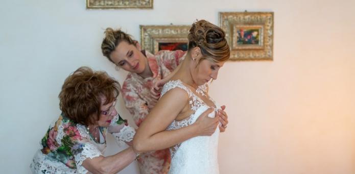 Wedding planner in azione - Il grande giorno