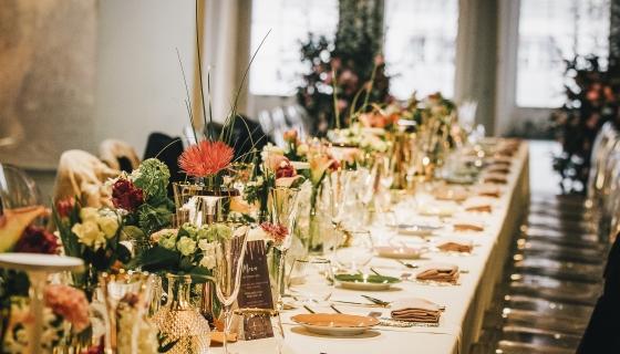 Pro e contro di un industrial wedding