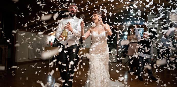 Sposarsi a Capodanno: pro e contro