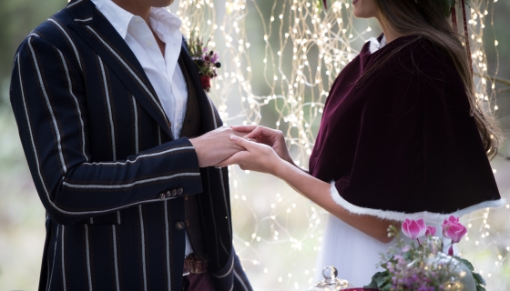 Alcuni consigli per un matrimonio all'aperto